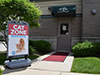 Cat Friendly Aread at Elmhurst Animal Care Center